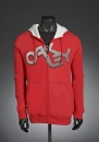 Oakley - Retro Fade Zip Hoody/Red Line