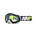 100% Racekraft T2 / Clear Crossbrille