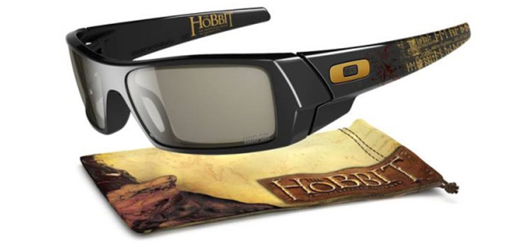 Oakley Gascan The Hobbit / HDO - 3D Brille